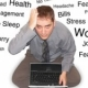 common signs that you are feeling anxious and stressed – you just don't consciously know it